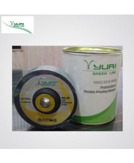 Yuri Greenline 4 Inch Flexible Grinding Wheel (Pack Of 30)