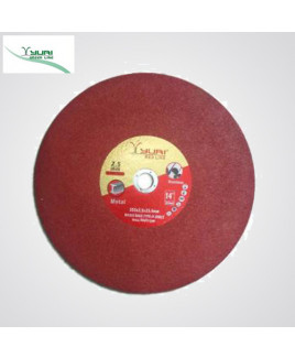 Yuri Redline 14 Inch Cut Off Wheel (Pack Of 25)