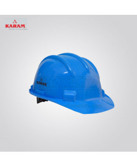 Karam Nap Type Star Blue Safety Helmet-PN 501
