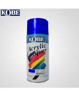 Kobe Blue Acrylic Lacquer Spray Paint-Pack Of 12