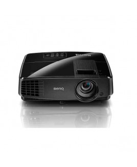 BenQ 3000 Lumens SVGA DLP Projector With Video Port-MS-504