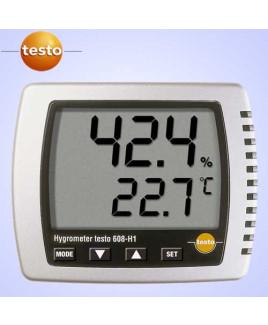 Testo Thermohygrometer-608 H1