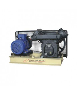 Zen Air Tech 2HP 29.6inHg Double Stage Vacuum Pump-75 V2