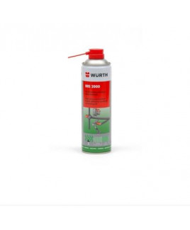 Wurth Adhesive Lubricant  HHS 2000 Anti-Seize-500 ML