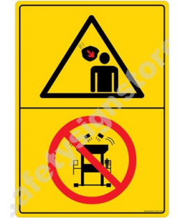 3M Converter 210X297 mm Danger Sign-DS424-A4V-01