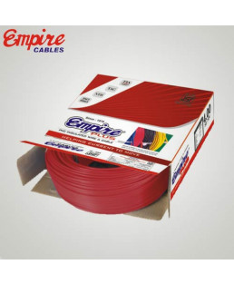 Empire 0.75mm² Single Core Copper Flexible Cable-Pack Of 100 Meter