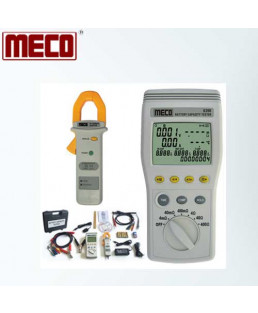 Meco Digital LCD Battery Capacity Tester-6390