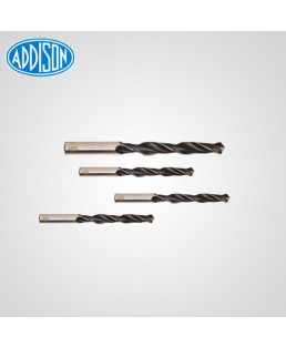 Addison HSS Parallel Shank Twist Drill (Jobber series) Drill Diameter-13.1 mm (Pack Of 10)
