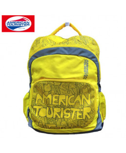 American Tourister 23 cm Hoola 2016 Yellow Backpack-78W-003