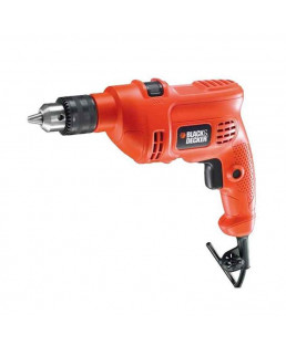 Black & Decker 10 mm 550 W Hammer Drill-KR504RE