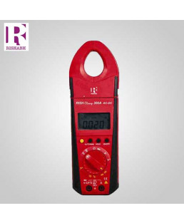 Rishabh Digital LCD Clamp Meter - Rish Clamp1000 A AC/DC