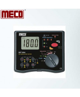 Meco Digital LCD Insulation Tester-DIT 954
