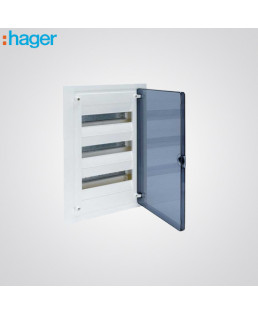 Hager IP65 3 Way Golf Enclosure-VE103L
