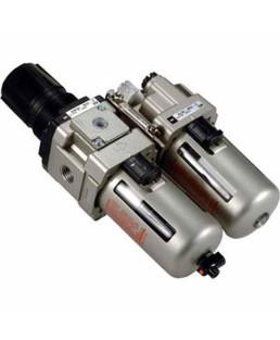 "SMC 5 micron 1"" FRL Assembly-AC20A-02CG1"