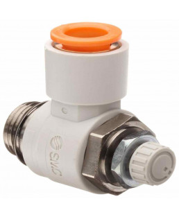SMC 6mm 420LPM Flow Control Valve-AS3201F-U03-06