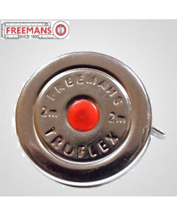 Freemans Truflex 3m Pocket Steel Tape