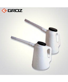 Groz 1 Ltr. Plastic Measure-MSR/P/F-1
