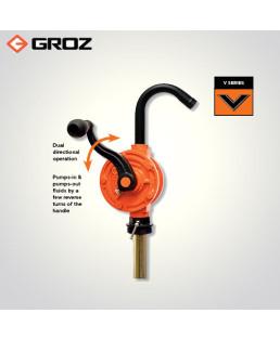 Groz 17 Ltr. Rotary Barrel Pump-V25/3R/SPL/F