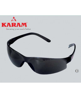 Karam Workers Choice black Safety Goggle-ES 010