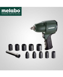 Metabo Compressed Air Impact Wrench-DSSW 360 Set