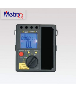 MetroQ Digital LCD Multimeter With Insulation Tester-MTQ 9010