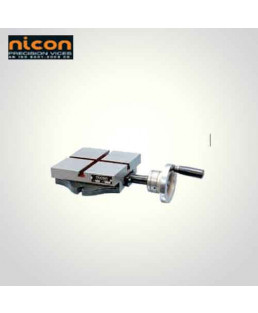 Nicon 6x6 inch Single Sliding Table-N-157S