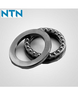 NTN Single Direction Thrust Ball Bearing-51100