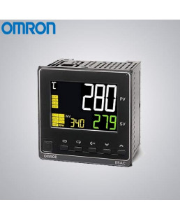Omron 96X96 mm Temperature Controller-E5AC-RX3ASM-800