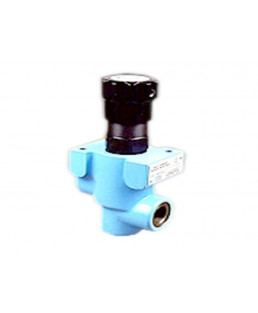 Polyhydron 10 mm 25 Bar Direct Acting Pressure Relief Valve-DPRS10T25