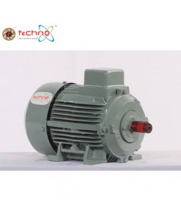 Techno Three Phase 1 HP 2 Pole AC Induction Motor-TIM-300