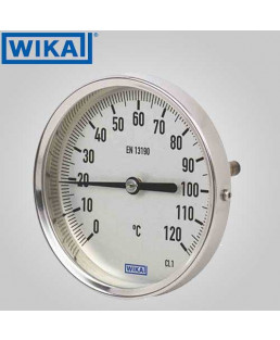 Wika Temperature Gauge 0-500°C 63mm Dia-A52.063