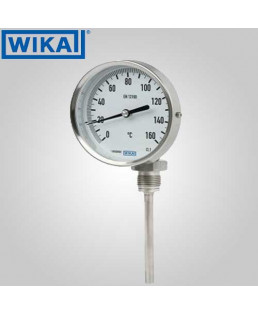 Wika Temperature Gauge 0-120°C 63mm Dia-A 52.063