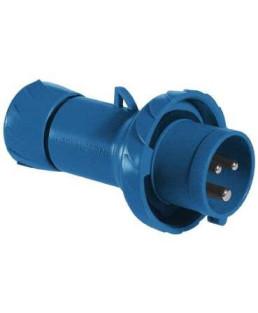 Schneider 63A 2P+E Wander Plug-81378