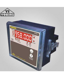 Yokins Dual source Single Phase Digital LED Energy Meter - YI-535