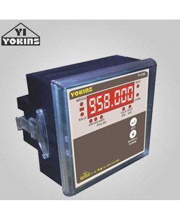 Yokins Dual source Three Phase Digital LED Energy Meter - YI-536