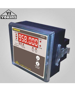 Yokins Dual source Three Phase Digital LED Energy Meter - YI-537