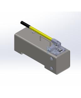 Polyhydron 1.25 Litre 350 Bar Hand Pump-HP-5012ST