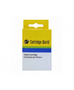 Cartridge World Black Ink Cartridge-CW T0821