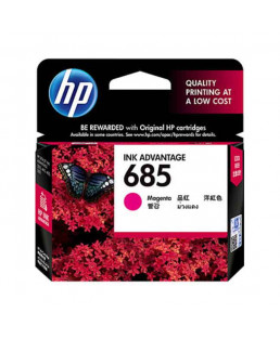 HP Magenta Ink Cartridge-685