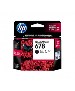 HP Black Ink Cartridge-678