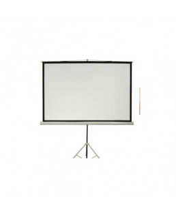 Microtec Projection Screen With Metallic Stand-132x178 cm