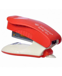 Kangaro Stapler Trendy 10 M With 3 Packet No. 10 Staple