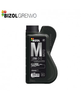 Bizol Grenvo Moto 10W30 Mineral Motorcycle Oil-0.9 Ltr.