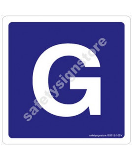 3M Converter 105X105 mm General Sign-GS812-105V-01