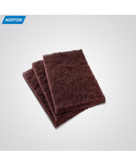 Norton Bear-Tex 230 mm Non-Woven Hand Pad-29NM (Pack of-100)