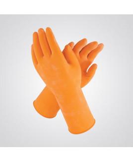 """Sure Safety Latex Hand Gloves 14""""-HNP-LTX-14"""