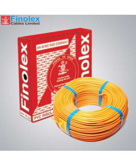 Finolex 6 mm² Single Core Flexible Copper Cable  (Pack of-100 m)