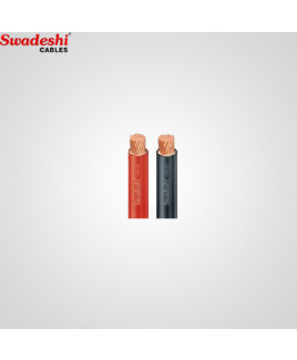 Swadeshi 6 mm² 84/.30 mm  Domestic Cable (Pack of 90 m)