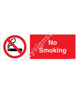 3M Converter 105X297mm Prohibitory Signs-PB202-1029V