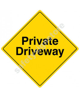 3M Converter 210X210mm Property & Security Signs-PS211-210V
